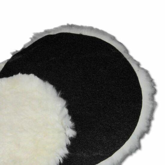 150mm tépőzáras polír.gyapjú Tépőzáras báránybőr Happy Work 12290560