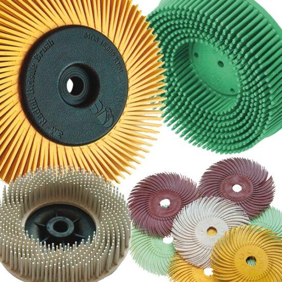 25mm RD-ZB Bris.Disc P50zöld3M Süntárcsa -Bristle Disc - 3M BD-ZB 3M 12651190