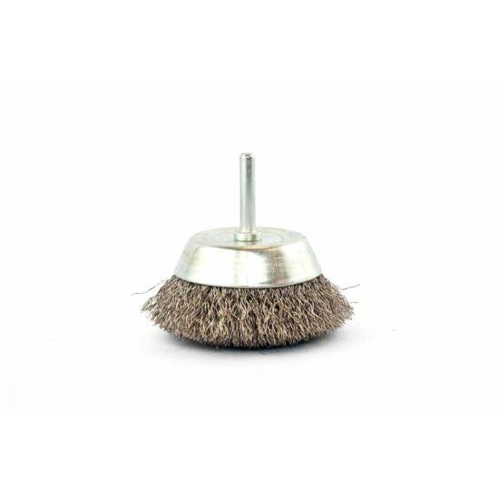 DIY Rec.szár.fazékD60 0,3 HW Acél huzalú csapos fazékkefe Happy Work 45040001