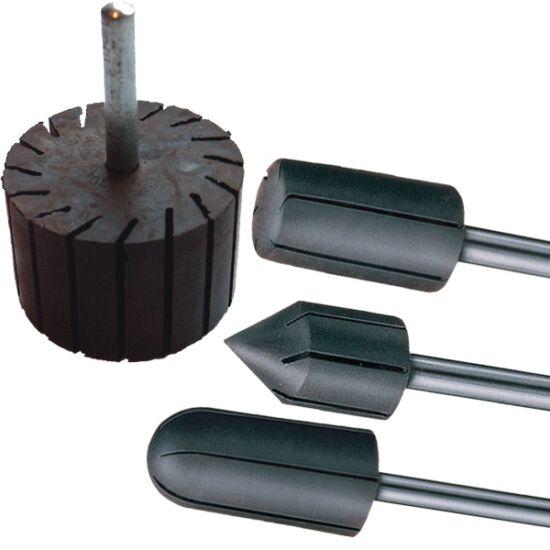 60x30x6 csapos gumitest    Hec Felfogó, csiszológyűrűhöz Hector 12640240