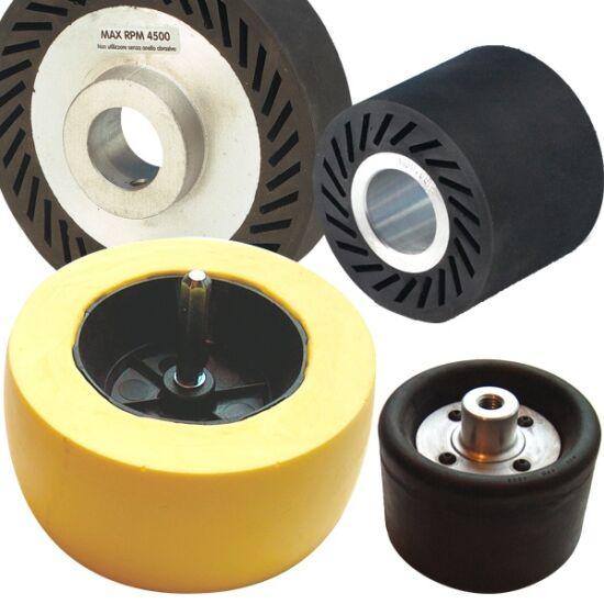 150x50  Kontakt kerék REC FG Kontakt gumi kerék Fast Grinder 12640630