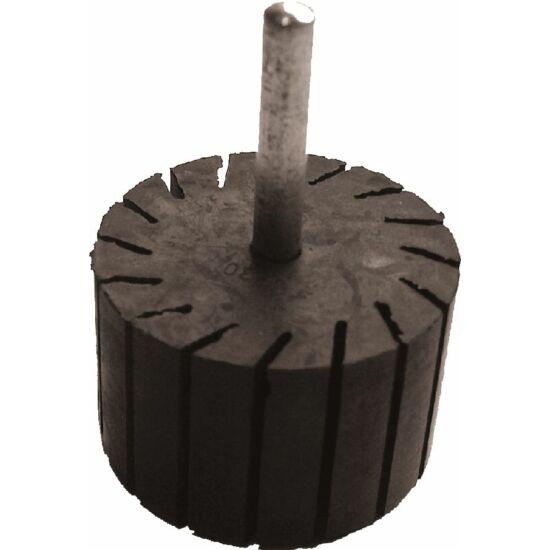 30x30x6 csapos gumitest    Hec Felfogó, csiszológyűrűhöz Hector 12640260