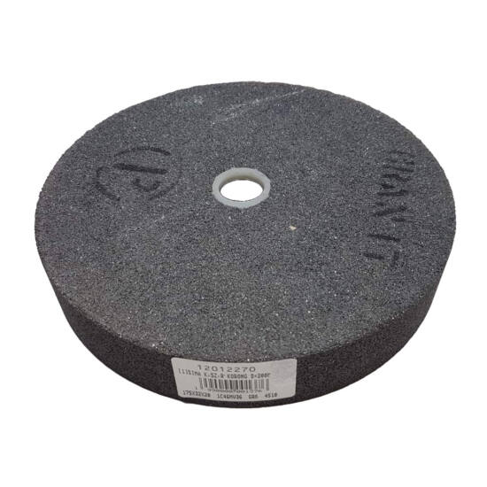 175x32x20  1C46MV36  Grá  4510 Granit 1C szürke sima köszörûkorong D<=200mm Granit 12012270