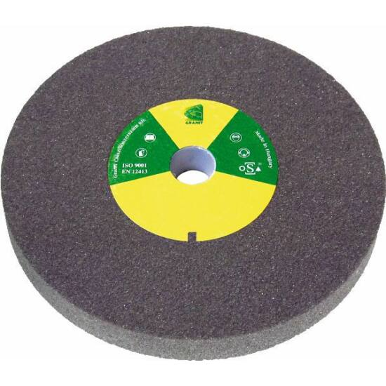 200x20x20  1C60M5V36 Grá  4510 Granit 1C szürke sima köszörûkorong D<=200mm Granit 1201A980