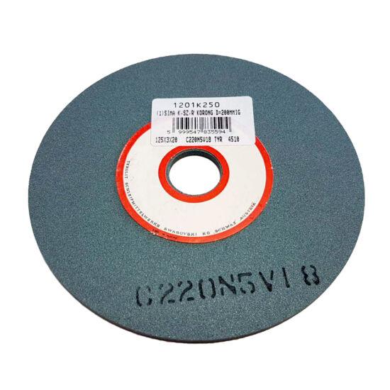 125x3x20   C220N5V18 Tyr  4510 Tyrolit köszörûkorong Tyrolit 1201K250