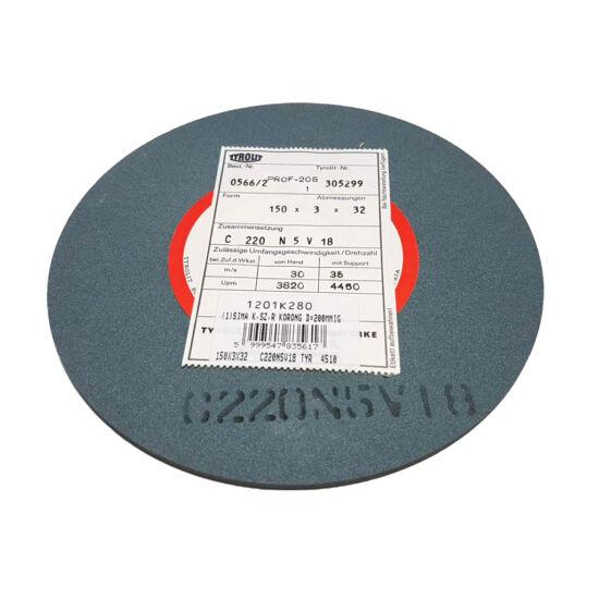 150x3x32   C220N5V18 Tyr  4510 Tyrolit köszörûkorong Tyrolit 1201K280