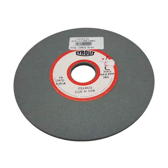 175x4x32   C220N5V18  Tyr 4510 Tyrolit köszörûkorong  (Akciós) 1201K370