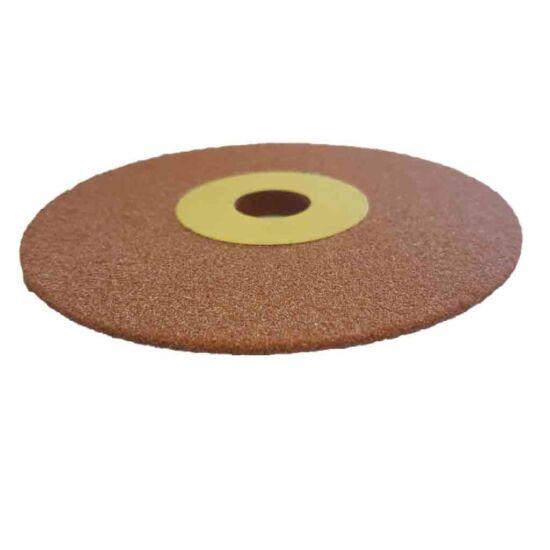 125x7x20  6A60M8V38 Wid 4511/1 Widenta lapos tányér alakú köszörûkorong Widenta (Akciós) 12030300