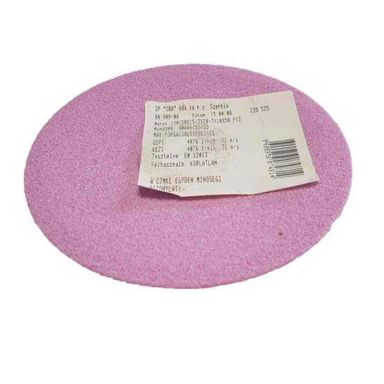 150x16x20 7A46J5V38 Iba 4511/2 Homorú tányér alakú köszörûkorong Iba 12040870