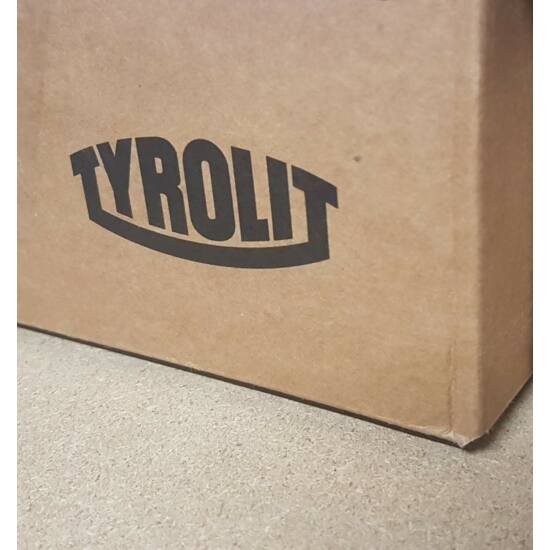10x10x3    7A(88A) 80J 8V Tyr Tyrolit köszörûkorong Tyrolit (Akciós) 32010646