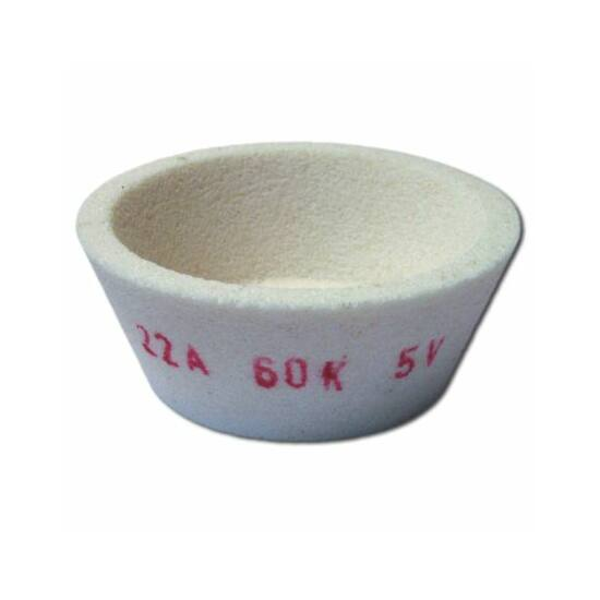 150x50x20 C 60I7V15  Tyr  4515 Kúpos fazék alakú köszörûszerszám Tyrolit 32070030