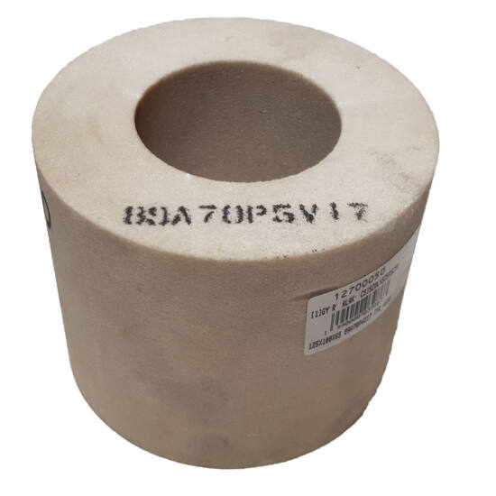 125x63x63  6A36K10V31 Grá 4508 Gyûrû alakú csiszolószerszám Granit (Akciós) 12700060