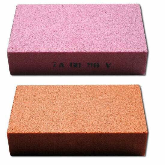 150x80x25 6A36H8V38 Grá 4524/1 Téglány alakú gépipari köszörûszerszám Granit 32200001