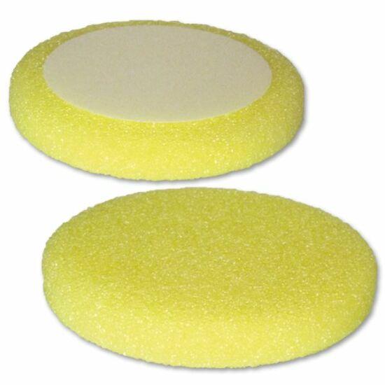 150x25mm szivacs  sárga 100Hec Polírozó szivacs Hector 47060003
