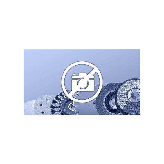 220x17x40 6A 60LV31 Grá 4511/4 Homorú tányér alakú köszörûkorong Granit (Akciós) 12040260